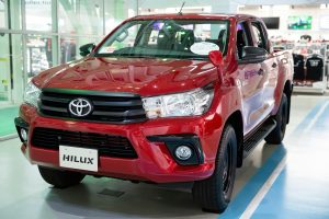 hilux with instant asset write off